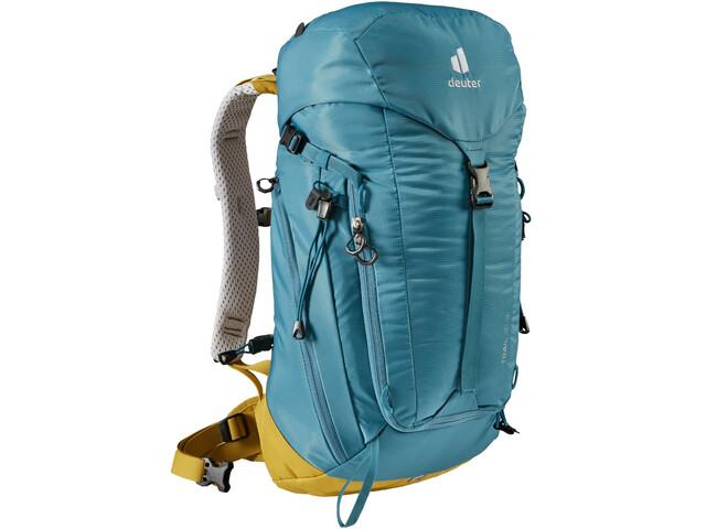 deuter Trail 20 SL Zaino Donna, blu/giallo